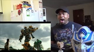 Transformers: The Last Knight - International Trailer - REACTION!!!