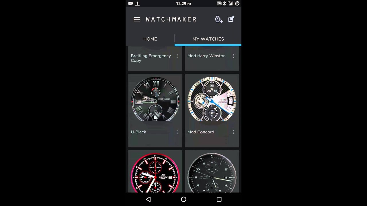 Watchmaker] 500 Watchfaces monster pack ~800MB