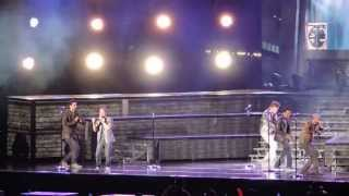 Backstreet Boys - As Long As You Love Me (In a World Like This Tour 2013 in Guangzhou)