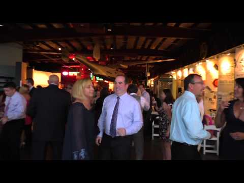 Baltimore Museum of Industry wedding - Mike Manda wedding -