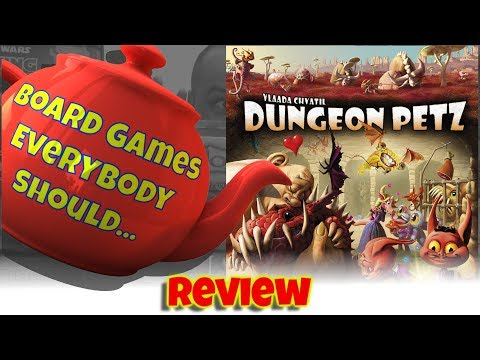 Dungeon Petz - Review