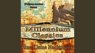 Serenade for Strings No. 13 in G Major, Eine Kleine Nachtmusik, KV. 525: III. Menuetto Allegretto