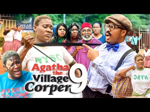 Download AGATHA THE VILLAGE CORPER SEASON 9 (MERCY JOHNSON) 2021 Recommended Nigerian Nollywood Movie 1080p