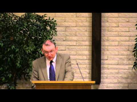 """HC Conference, Speech #5 - Rev.A.Stewart - """" The Irenic/Polemical Nature of the Heid. Catechism"""""""