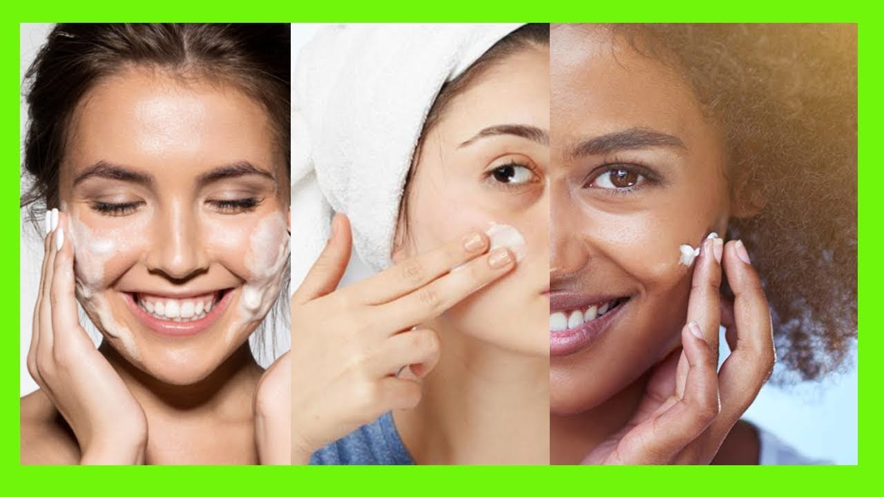 Skin Care Routines For Dry Skin | You will Love These Everyday Skincare Tips