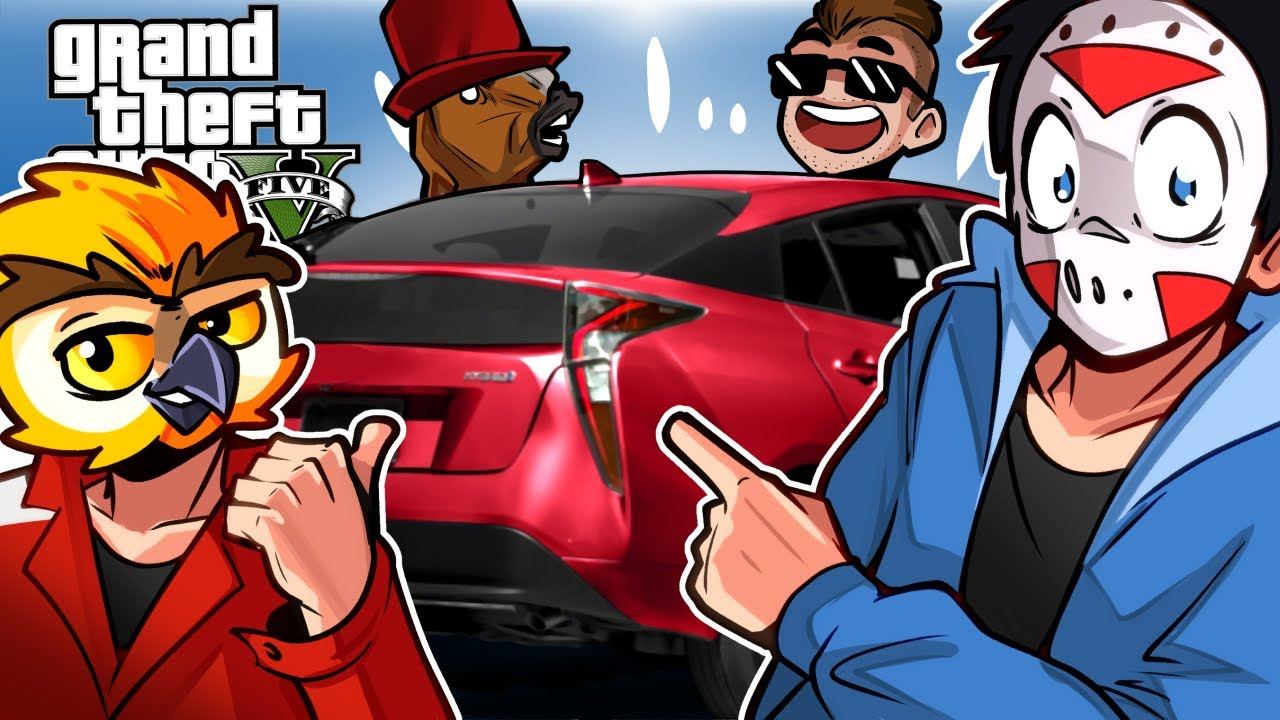 GTA 5 - SAVING THE ENVIRONMENT AND BREAKING INTO PRISON! thumbnail