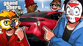 GTA 5 - SAVING THE ENVIRONMENT AND BREAKING INTO PRISON!