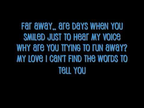 Alesana--Beautiful in blue lyrics