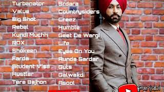 Best of Tarsem Jassar All songs Non-stop Top Hits latest Punjabi Jukebox 2020 Back to Back Playlist