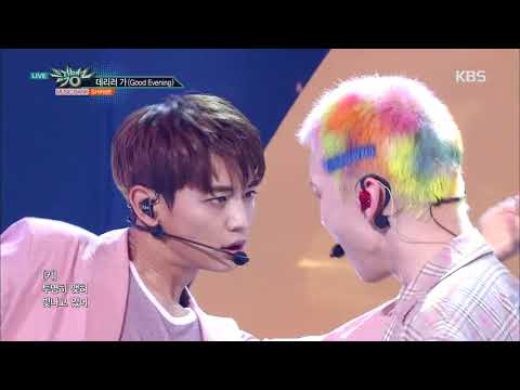 뮤직뱅크 Music Bank - 데리러 가(Good Evening) - SHINee.20180601