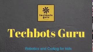Techbots guru Traffic light using Led and Arduino