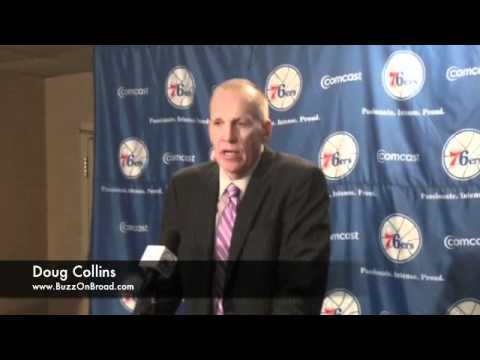 Doug Collins On Sixers Victory
