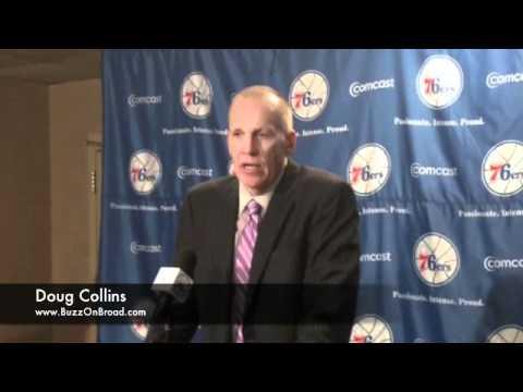 Doug Collins On Sixers Victory