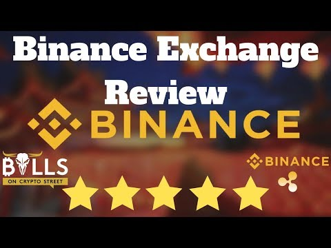 Binance Exchange Review: Best Cryptocurrency Exchange