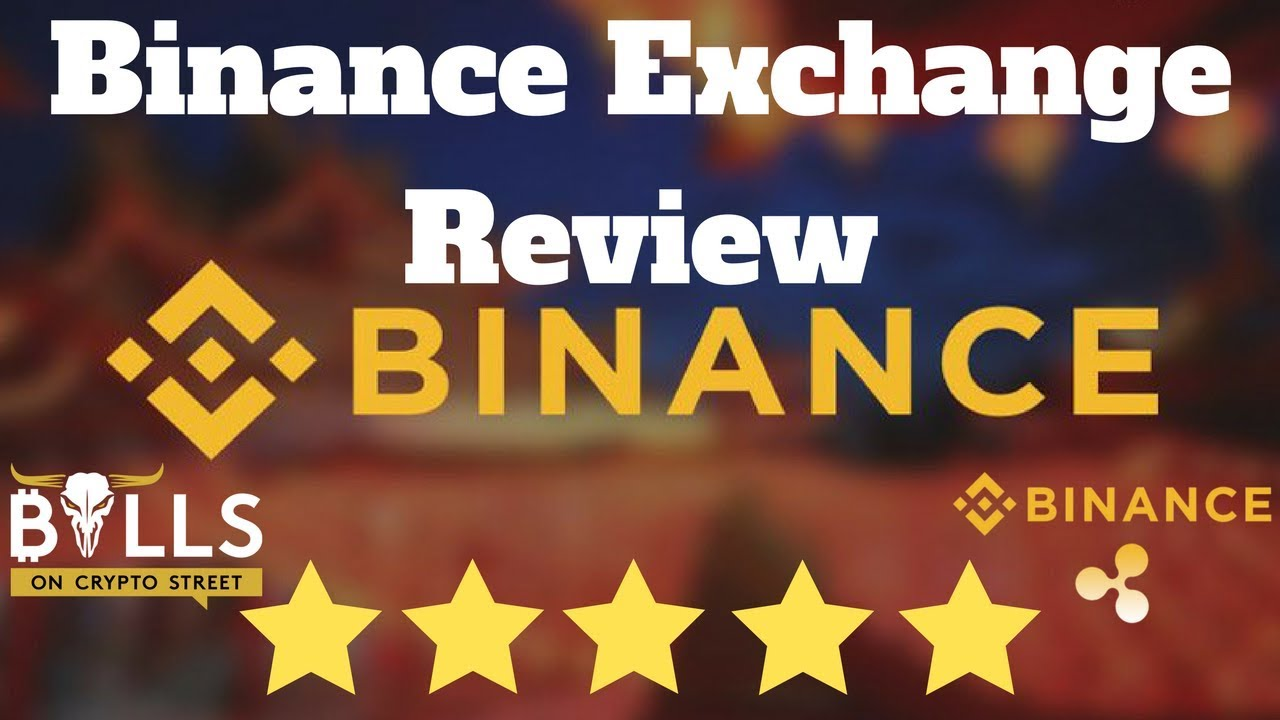 binance cryptocurrency exchange review