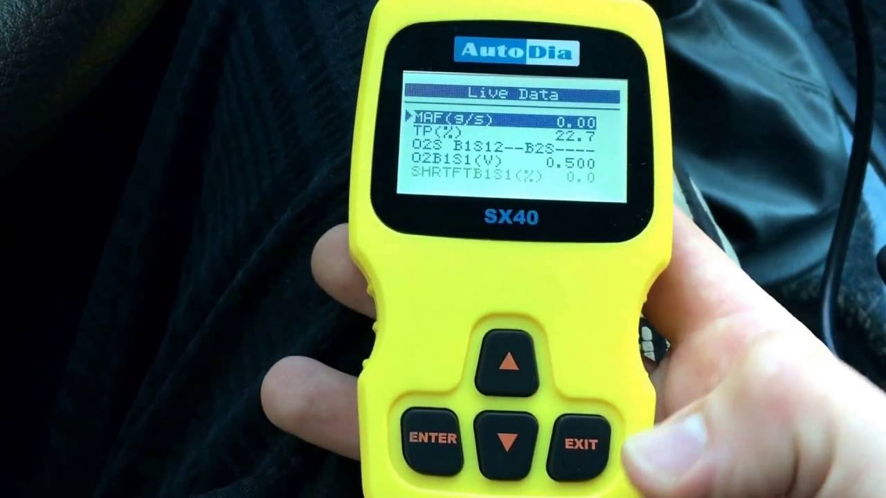How To Use An Obd2 Scanner Read Error Codes With Obd Scan