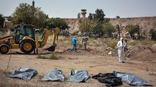 العثور على مقبرة جماعية قرب الفلوجة