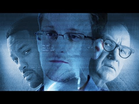 Enemy of the State (1998) Predicts Edward Snowden's Revelations