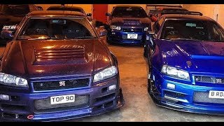DEDICATED TO NISSAN'S FANS ALL OVER THE WORLD! Skyline, GTR, Silvia etc