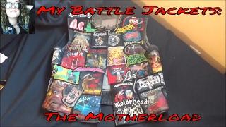 My Battle Jackets: The Motherload