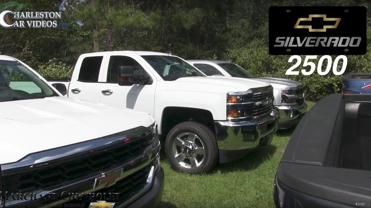 2018 chevrolet silverado 2500 hd work truck review exterior youtube. Black Bedroom Furniture Sets. Home Design Ideas