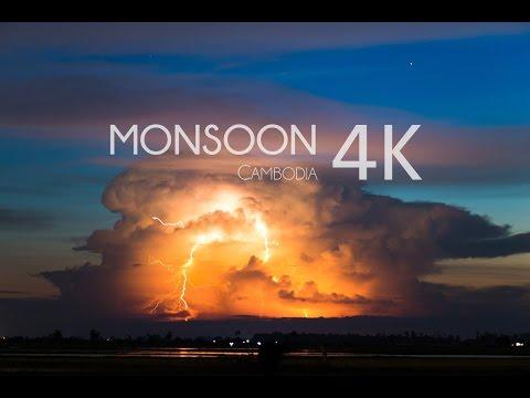 Monsoon Cambodia 4k