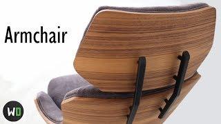 ARMCHAIR    Как сделать роскошное кресло.
