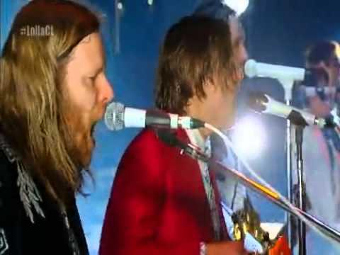 Arcade Fire - Neighborhood #1 (Live Lollapalooza Chile 2014)