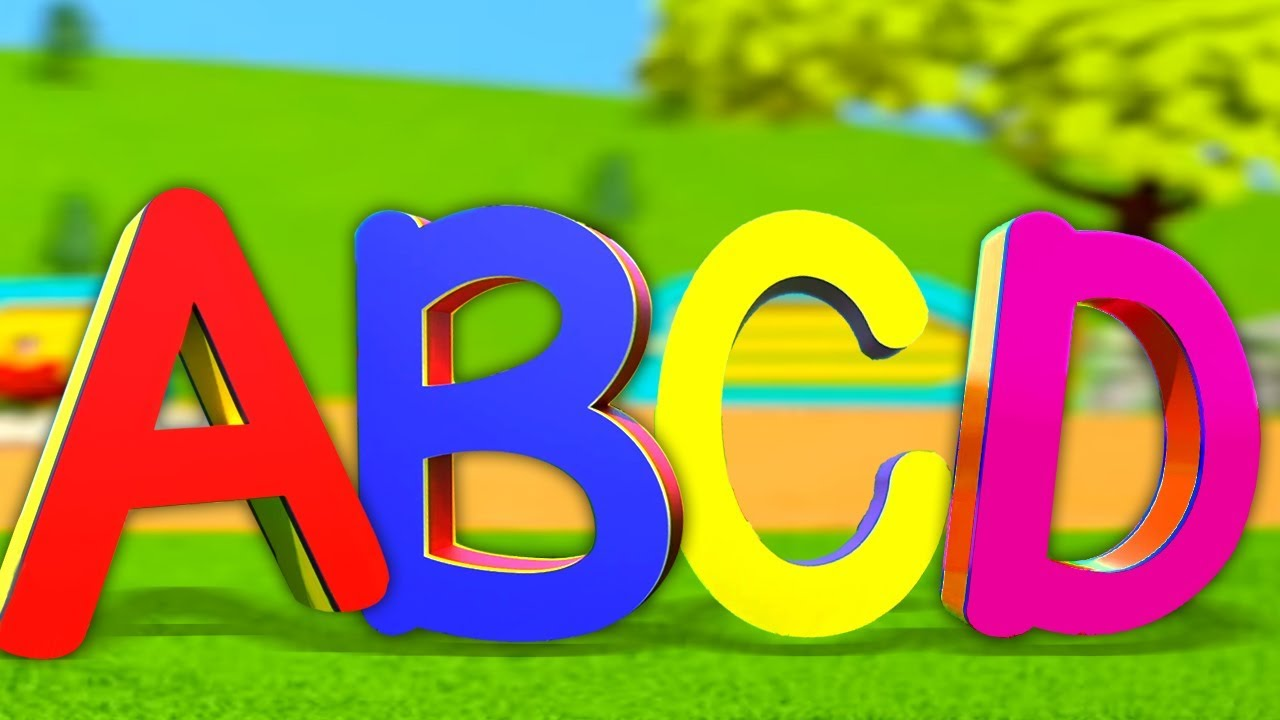 lagu fonik | abjad bahasa Inggris | Lagu Anak | kartun ...