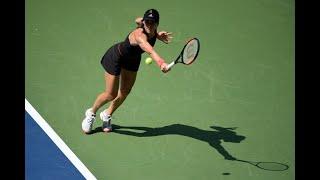 Andrea Petkovic vs. Mihaela Buzarnescu | US Open 2019 R1 Highlights