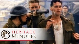 Heritage Minutes: Valour Road thumbnail