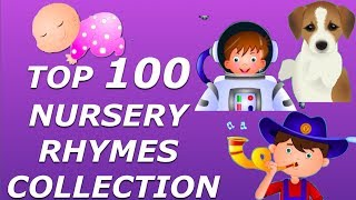 Top 100 Nursery Rhymes Collection For Children - Biggest Rhymes Collection