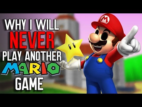 """Why I Will Never Play Another Mario Game"" Creepypasta"
