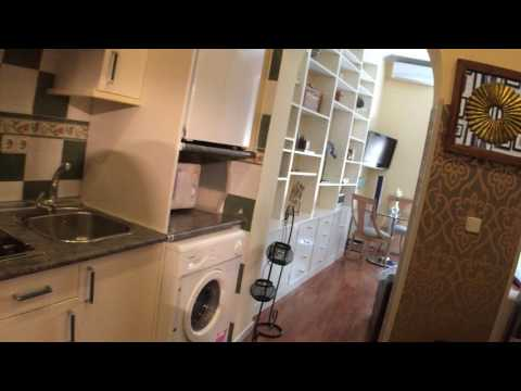 Studio apartment with AC and balcony for rent in Madrid City Center - Spotahome (ref 126205)