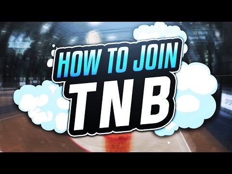 How to join TNB!