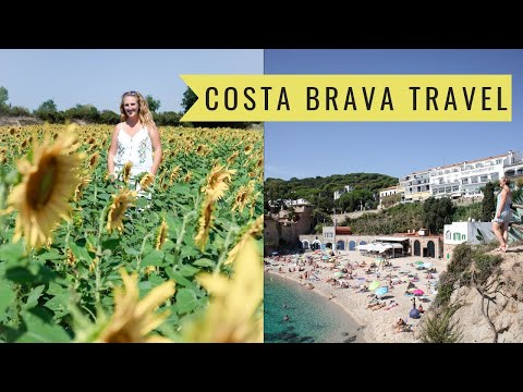 Costa Brava Travel Guide // Travel in Catalonia // Besalu, Dali Museum, Tossa De Mar