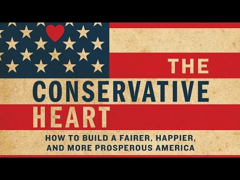 The Conservative Heart: Arthur Brooks on building a fairer, happier, and more prosperous America