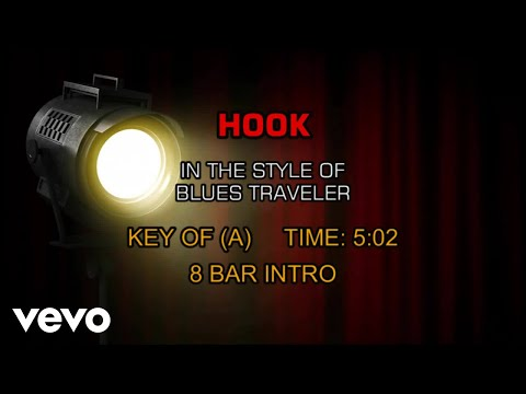 Blues Traveler - Hook (Karaoke)