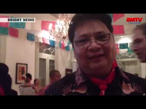 Bright News: Rayakan Ultah ke 206, Mexico Mau Lebih Mesra Dengan Indonesia