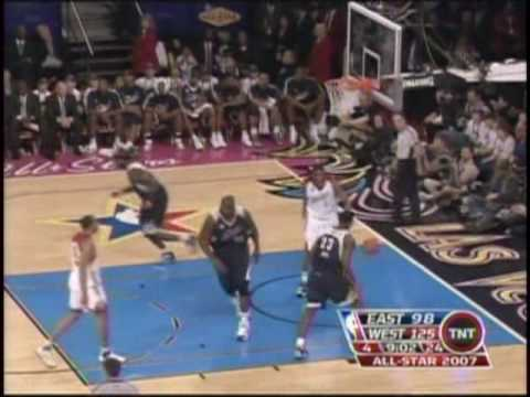 Mehmet Okur 2007 All-Star Game