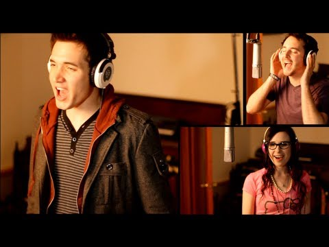 We Are Young - Fun. Official Music Video Cover by Jake Coco, Corey Gray and Caitlin Hart