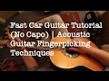 Fast Car Guitar Tutorial (No Capo) - Tracy Chapman Fast Car Acoustic Lesson Without Capo
