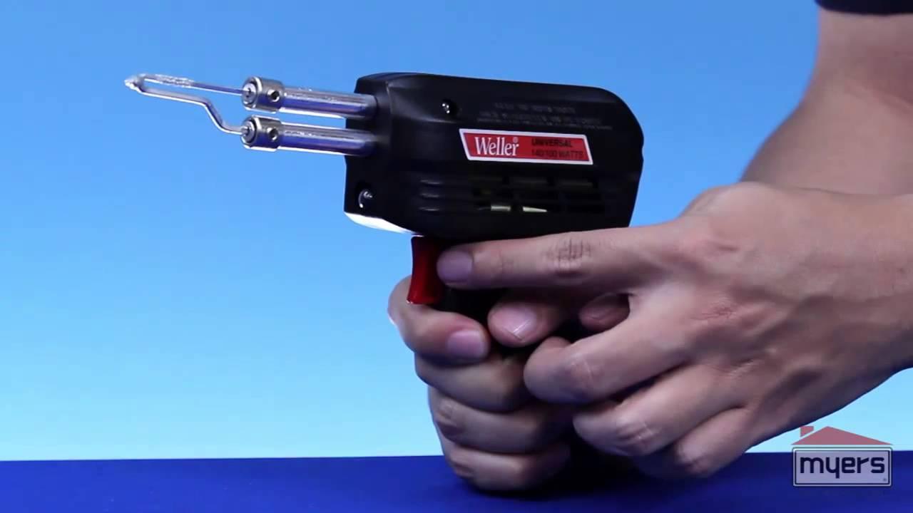Cautin profesional tipo pistola con diferentes puntas doovi - Pistola de estano ...