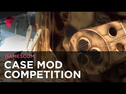 Gamescom 2012: Case Mod Competition
