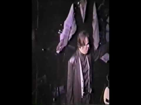 Peter Gabriel 1993 New York Academy of Music