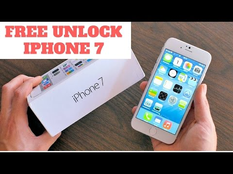 unlock iphone 7 free - how to unlock iphone 7 and 7 plus - safe way to unlock iphone 7