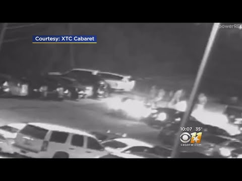 New Video Released From Dallas Strip Club Murder