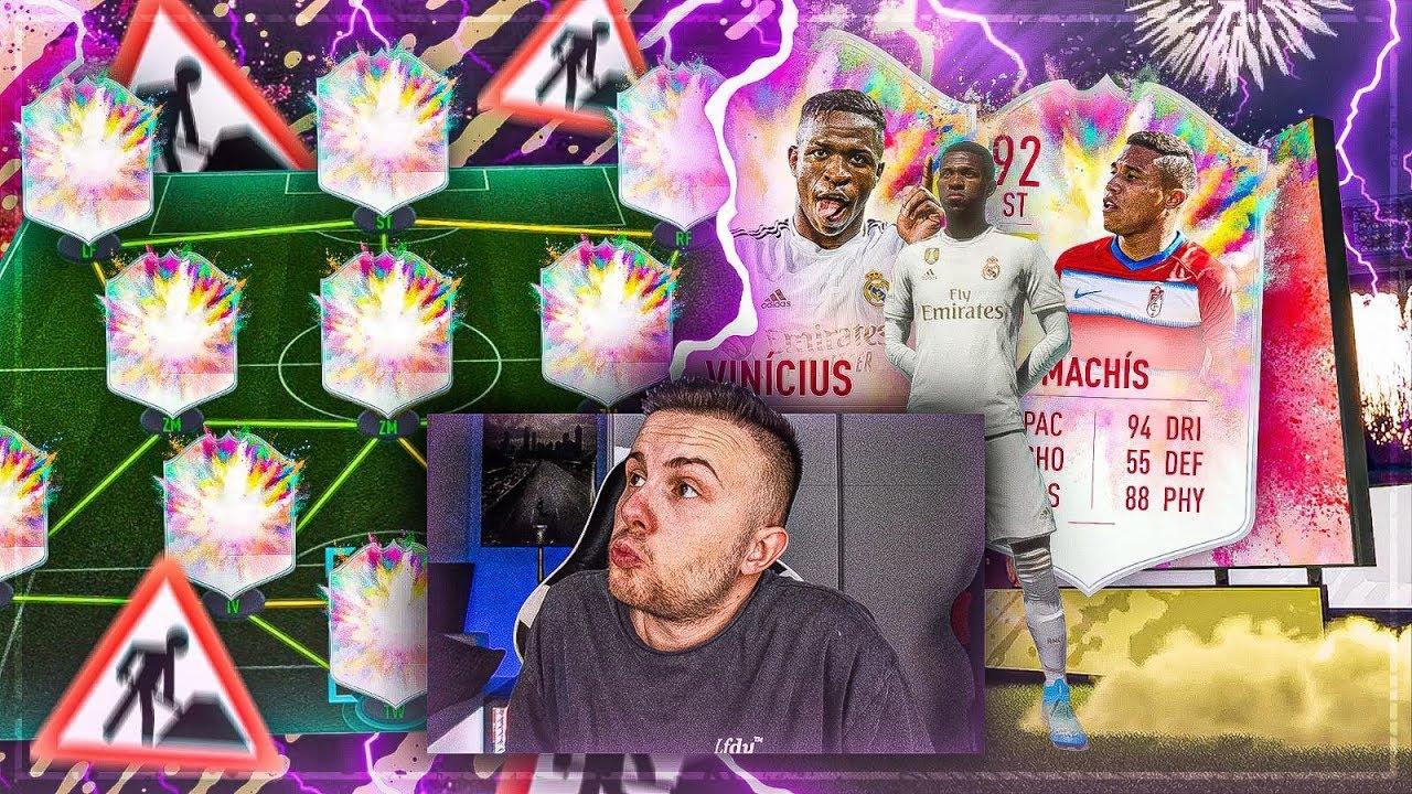 FIFA 20: Upgrade Pack Eskalation + neues Team bauen 🔥 Menü Mittwoch!