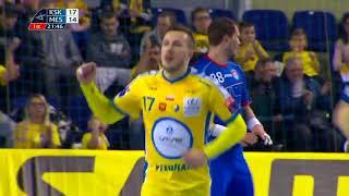 Гандбол. Лига чемпионов 2017-18. Раунд 14. Видеожурнал