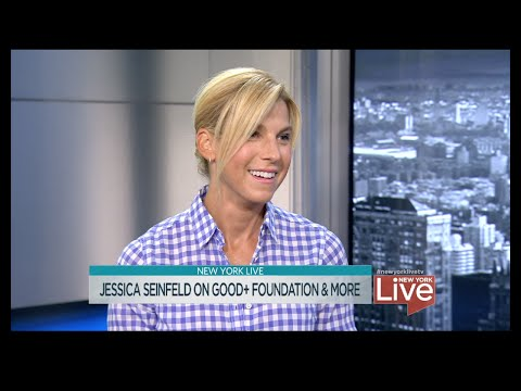 Jessica Seinfeld on Good+ Foundation & More
